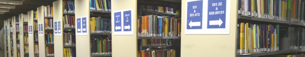 Biblioteca do IMECC